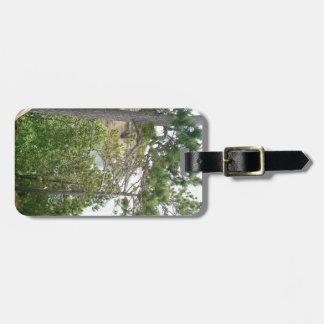 Summer rock bag tag