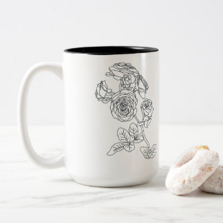 Summer Romance Blossom Coffee Cup