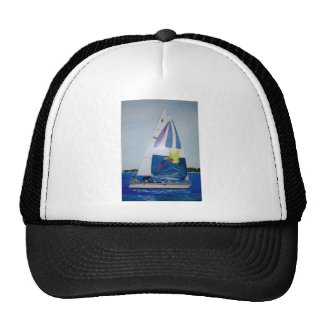 Summer Sailing Trucker Hat