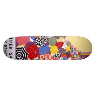 Summer sales quickly reached by Underground Skateboards
