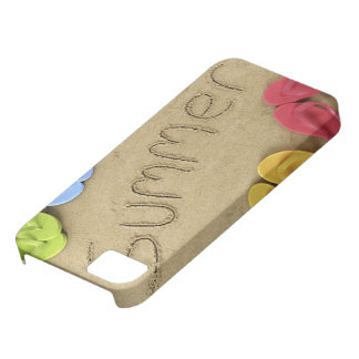 Summer Sand iPhone iPhone 5 Covers