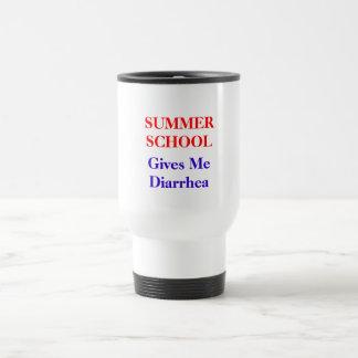 Summer School Diarrhea Travel Mug