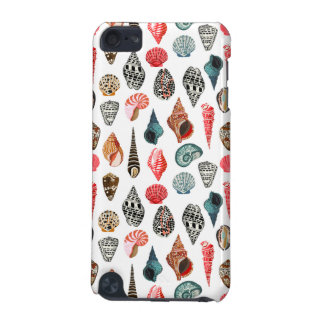 Summer Seashell Shell Nautical / Andrea Lauren iPod Touch (5th Generation) Covers