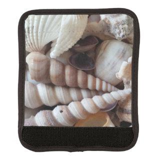 Summer Seashells Exotic Tropical Luggage Handle Luggage Handle Wrap