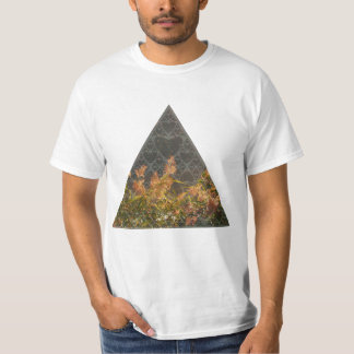 Summer serpinski triangle T-Shirt