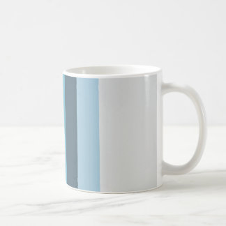 Summer Shades of Blue Coffee Mug