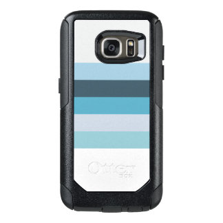 Summer Shades of Blue OtterBox Samsung Galaxy S7 Case