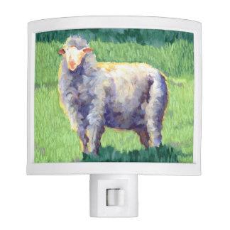 Summer Sheep - Sheep Nightlite Night Lite