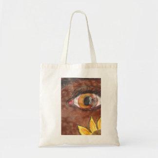 Summer shopper tote bag