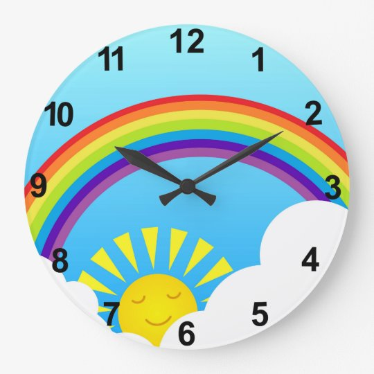 Summer sky clocks
