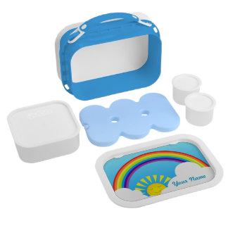 Summer sky lunch box