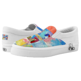 Summer Sneakers Artist Designed Unisex