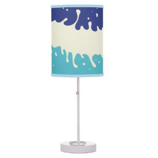 Summer Splash lamps & lamp shades