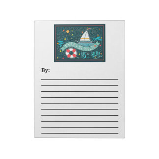 Summer Stories Note Pad