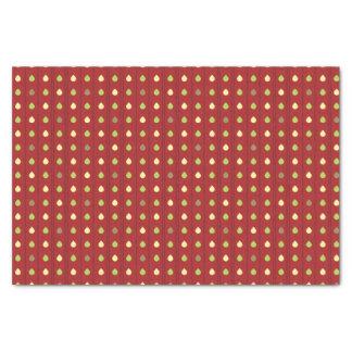 Summer Strawberry Seeds Pattern Tissue Paper
