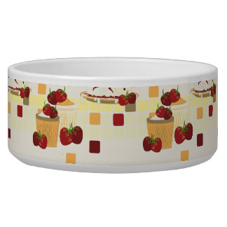 Summer Strawberry Sweet Treats Pattern