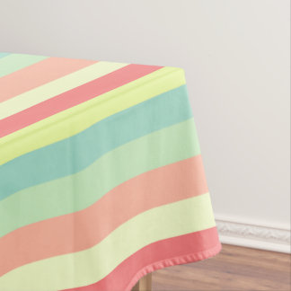 Summer Stripes Tablecloth