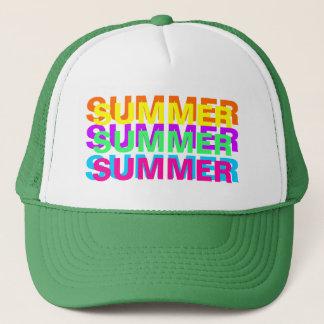SUMMER SUMMER SUMMER Snapback Trucker Hat