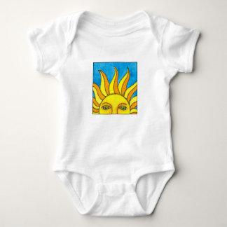 Summer Sun Baby Creeper