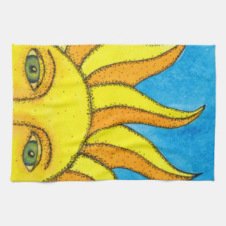 Summer Sun Kitchen Towel