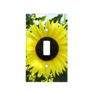 Summer Sunflower Light Switch Cover