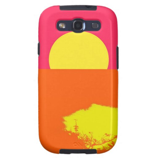 SUMMER SUNSET - Fine art Samsung cases Samsung Galaxy S3 Cover