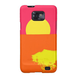 SUMMER SUNSET - Fine art Samsung cases Galaxy S2 Covers