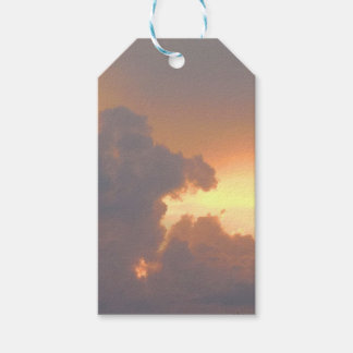 Summer sunset in Canberra Pack Of Gift Tags