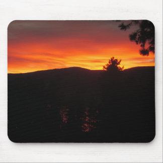 Summer Sunset Mousepad