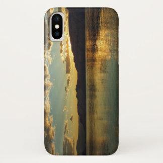 Summer Sunset on Roosevelt Lake Phone Case
