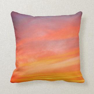 Summer Sunset Pillow