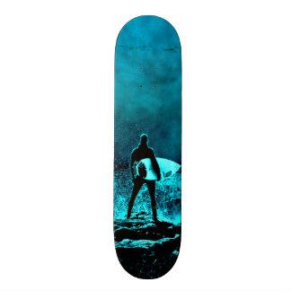 Summer Surfing Grunge Style Skate Boards