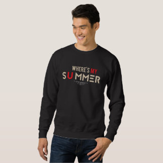 summer sweatshirt