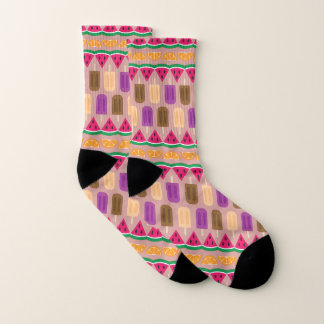Summer Sweets Socks 1