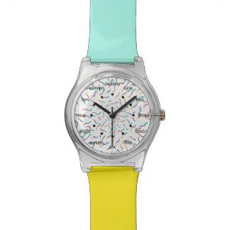 Summer Swim Wristwatch