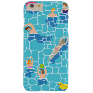 Summer Swimming Pool Design Phone Case