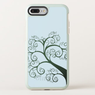 Summer Swirly Tree Hugger | Phone Case