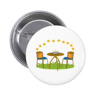 Summer Table Buttons