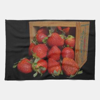 Summer Time Fruit Kitchen Towels