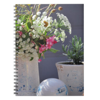 Summer Time Spiral Note Books