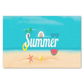 Summer Tissue Paper