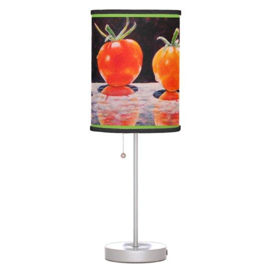 Summer Tomatoes lamp
