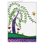 summer tree cards