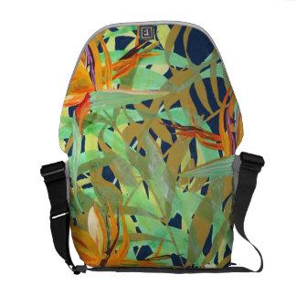 summer tropical commuter bag