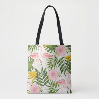 Summer Tropical Tote Bag