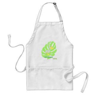 Summer vibe- pelican standard apron