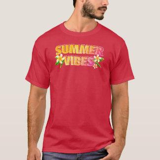 Summer Vibes Bold Beach T-Shirt