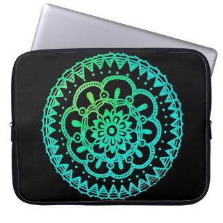 Summer Vibes Laptop Sleeve By Megaflora