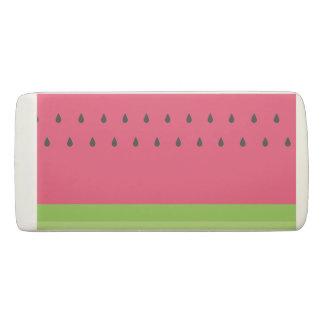 Summer Watermelon Eraser