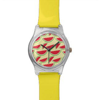 summer watermelon looks beautiful wrist watches